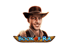 Novomatic - Book of Ra slot logo