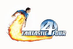 Playtech Fantastic Four logo