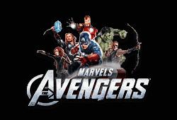 Playtech The Avengers logo