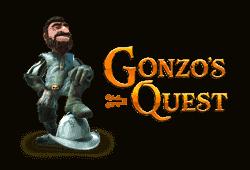 Net Entertainment Gonzo's Quest logo