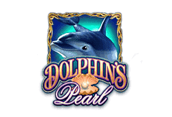 Novomatic Dolphin's Pearl logo