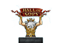 Net Entertainment Hall of Gods logo