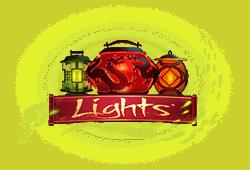 Net Entertainment Lights logo