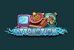 Net Entertainment Attraction logo