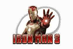 Playtech Iron Man 3 logo