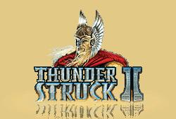 Microgaming Thunderstruck 2 logo