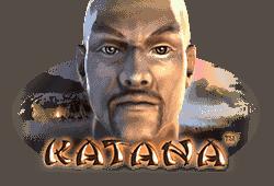 Novomatic Katana logo