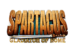 WMS Gaming Spartacus Gladiator of Rome logo