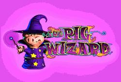 Merkur The Pig Wizard logo