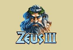 Zeus III kostenlos spielen