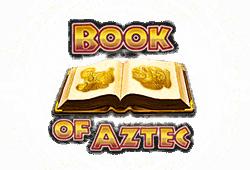 Amatic Book of Aztec logo