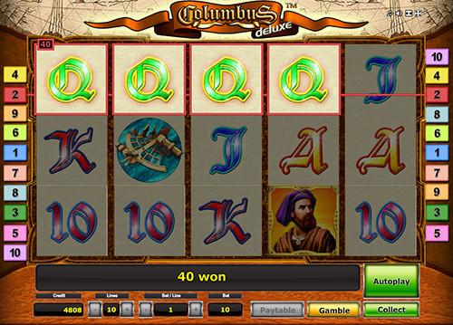 Jetzt kostenlos 5 neue Slots auf Online-Slot.de spielen