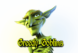 Betsoft Greedy Goblins logo