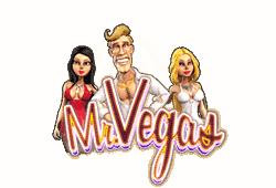 Betsoft Mr Vegas logo