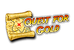 Novomatic Quest for Gold logo