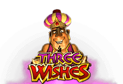 Betsoft Three Wishes logo