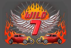 Amatic Wild 7 logo
