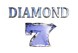 Novomatic Diamond 7 logo