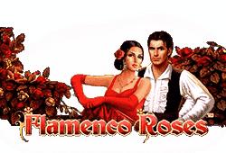 Flamenco Roses gratis spielen