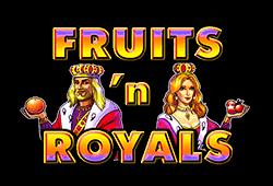 Novomatic Fruits'n Royals logo
