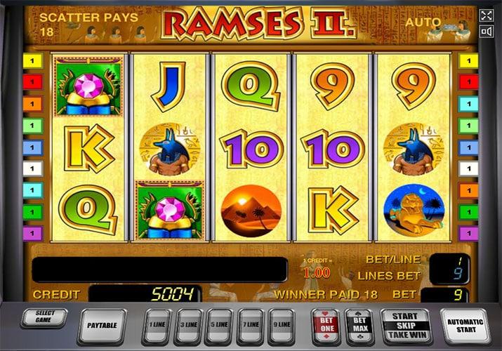 casino online kostenlos spielen novomatic slots