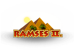 Novomatic Ramses II logo