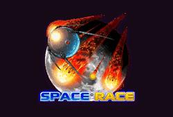 Play'n GO Space Race logo