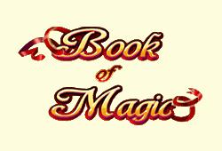EGT Book of Magic logo
