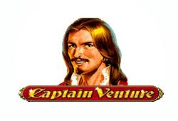 Novomatic Captain Venture logo