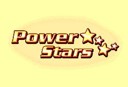 Novomatic Power Stars logo