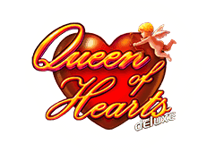 Novomatic Queen of Hearts logo