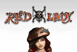 Novomatic Red Lady logo