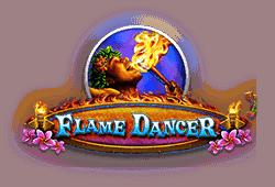 Novomatic Flame Dancer logo