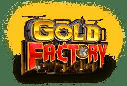 Gold Factory Slot gratis spielen