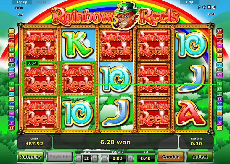 Plenty of Fruit 20 gratis spielen | Online-Slot.de