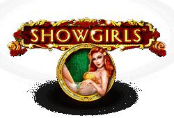 Novomatic ShowGirls logo