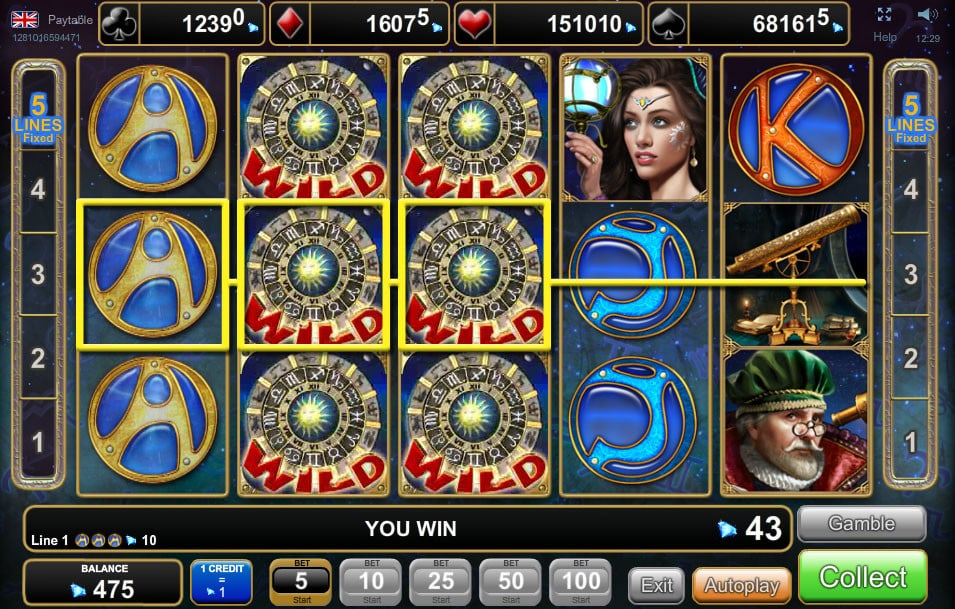 Apollo God of the Sun kostenlos spielen | Online-Slot.de