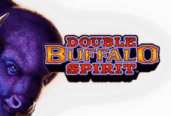 WMS Gaming Double Buffalo Spirit logo