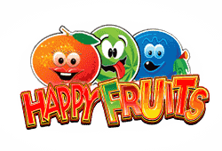Happy Fruits Slot gratis spielen