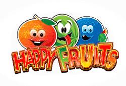 Novomatic Happy Fruits logo