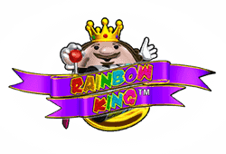 Novomatic Rainbow King logo