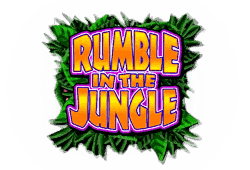 Novomatic Rumble in the Jungle logo