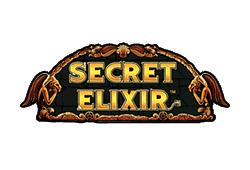 Novomatic Secret Elixir logo