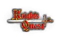 Novomatic Knights Quest logo