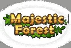 Majestic Forest Slot gratis spielen