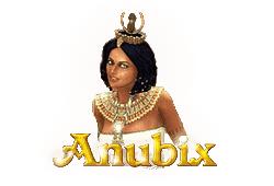 Novomatic Anubix logo