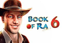 Novomatic - Book of Ra 6 slot logo