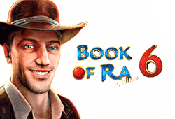 Book of Ra 6 Slot gratis spielen