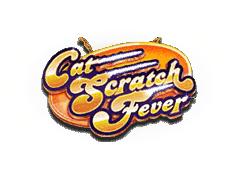Novomatic Cat Scratch Fever logo