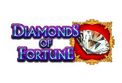 Novomatic Diamonds of Fortune logo